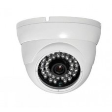 900 TVL IR LED Dome CCTV Camera - 1/4 Inch Sony CMOS, 3.6mm Lens