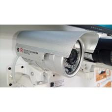LD-E01 900TVL 3.6MM Lens (Silver)
