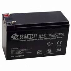 12V 7A Rechargeable back-up battery