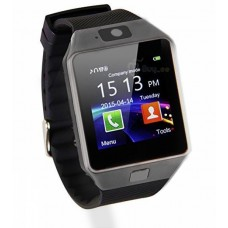 MidSun M9 Smartwatch, with Sim slot, Camera & Bluetooth notification, Black