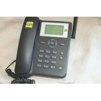 Huawei ETS3023 Wireless Desktop Cordless Landline Phone - GSM SIM Card Based Cellphone