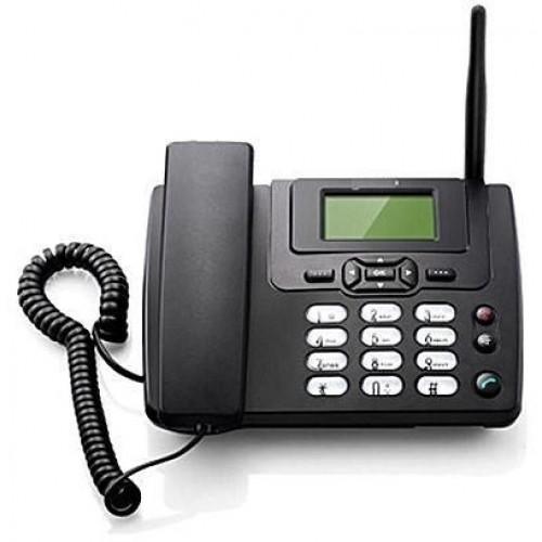 Huawei ETS3125i Wireless Desktop Cordless Landline Phone - GSM SIM