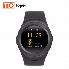 Toper T11 pro Bluetooth Smart Watch with SIM/TF Card For IOS Android Phones facebook Pedometer Sleep Men Women Sport Wristwatch