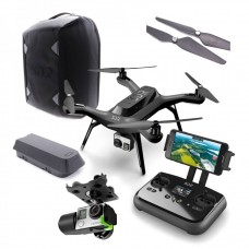 Solo Quadcopter ltd stock Includes Gimble, Two Batteries, And The Nicest Rucksack In The World!