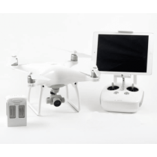 DJI Phantom 4 Refurbished with Durango Xtreme Long Range Antenna System