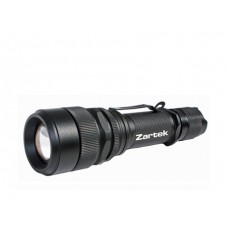 ZA-457 Rechargeable LED Torch, 600Lm