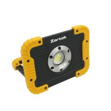 ZA-448 USB Rechargeable LED Worklight 10W with Powerbank