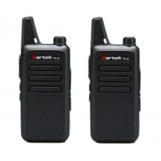 Zartek TX-8 Two-Way Radio - Twin Pack
