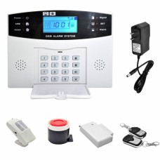 YA-500 GSM WIRELESS ALARM SYSTEM REMOTE CONTROL HOME SECURITY ALARM